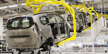 صنعت خودرو سازی